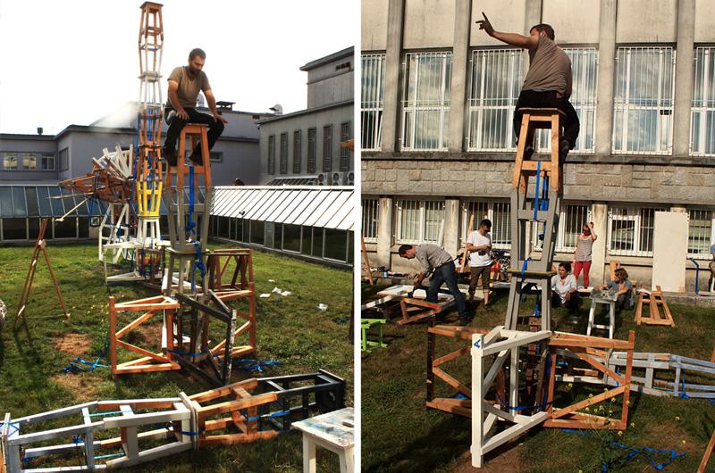 YA+K - yaplusk - Amalgame - Chantier installation artistique (4)
