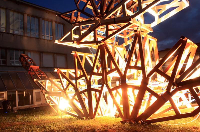 YA+K - yaplusk - Amalgame - Installation artistique Brest (1)