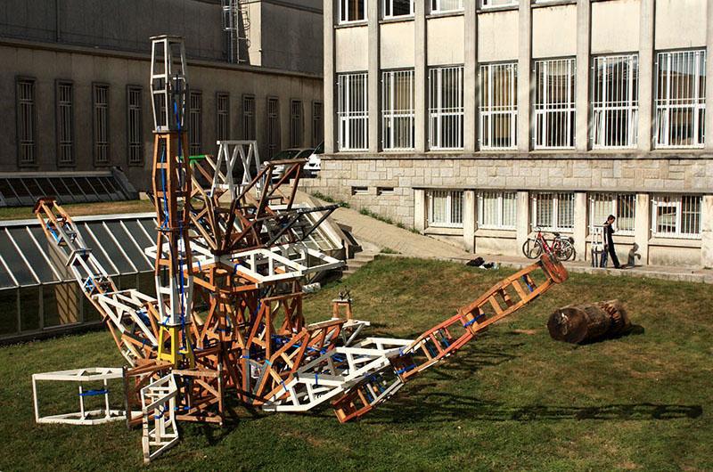 YA+K - yaplusk - Amalgame - Installation artistique Brest (3)