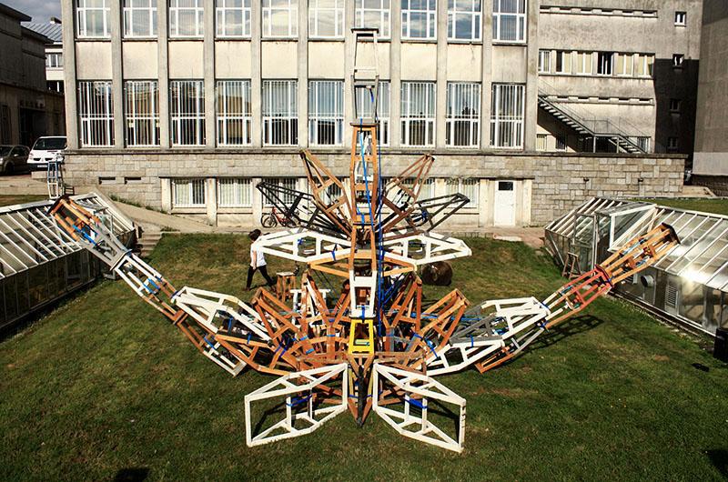 YA+K - yaplusk - Amalgame - Installation artistique Brest (4)