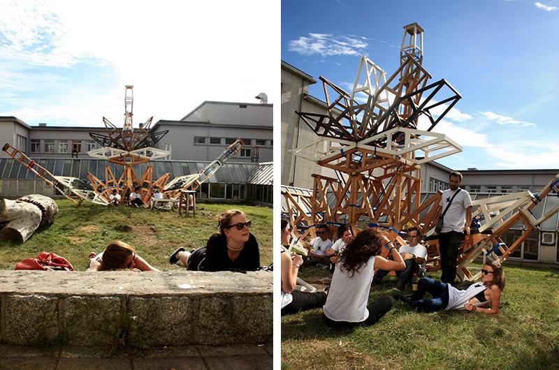 YA+K - yaplusk - Amalgame - Installation artistique Brest (7)