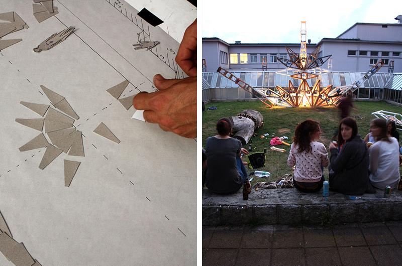 YA+K - yaplusk - Amalgame - Installation artistique Brest (8)