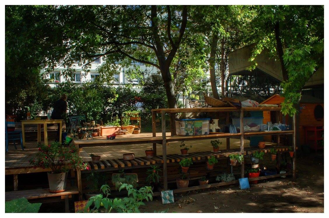 YA+K - yaplusk - Baleine Verte - Jardin partagé - Paris (2)