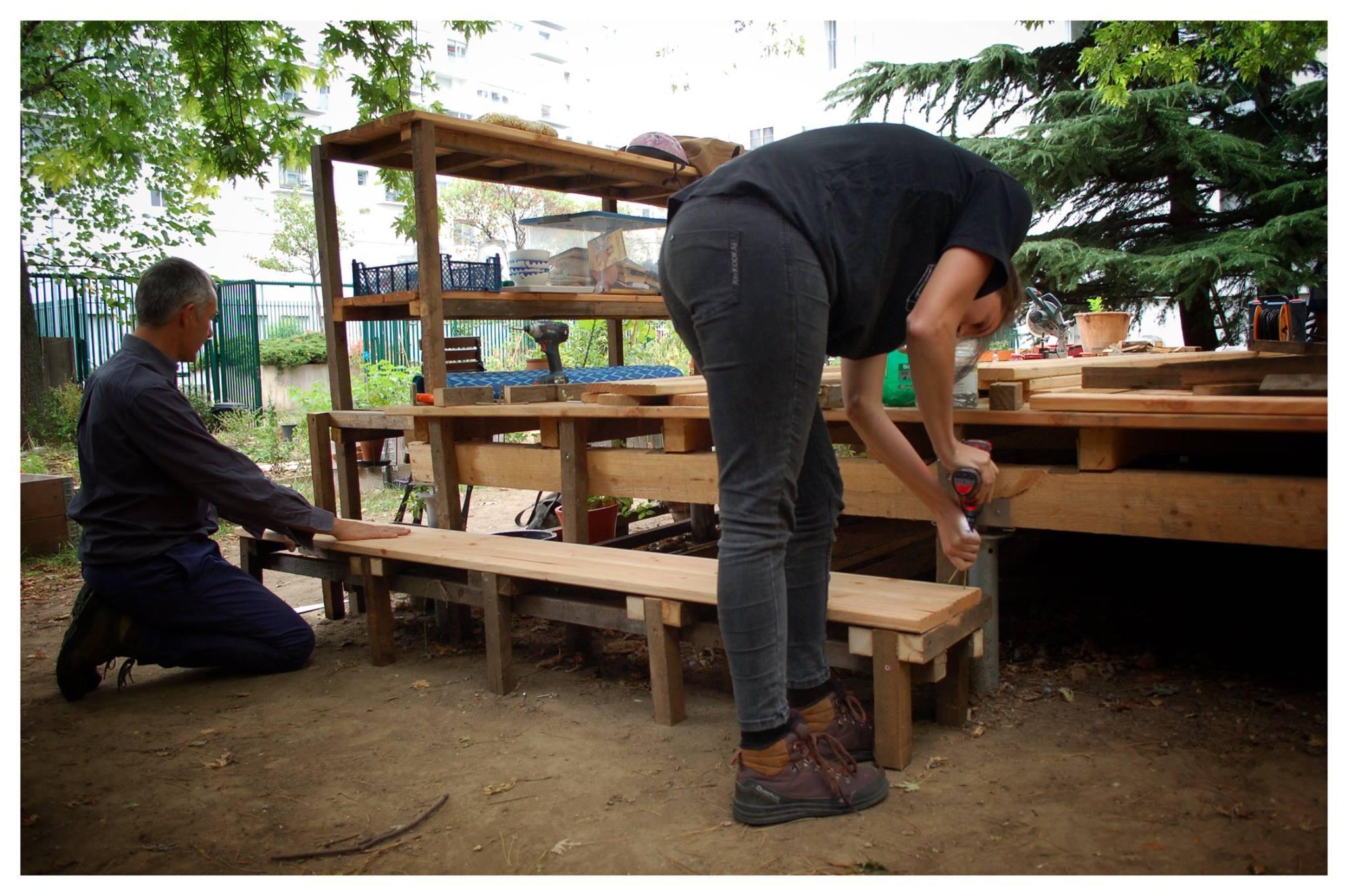 YA+K - yaplusk - Baleine Verte - chantier participatif à Paris 12ème (15)
