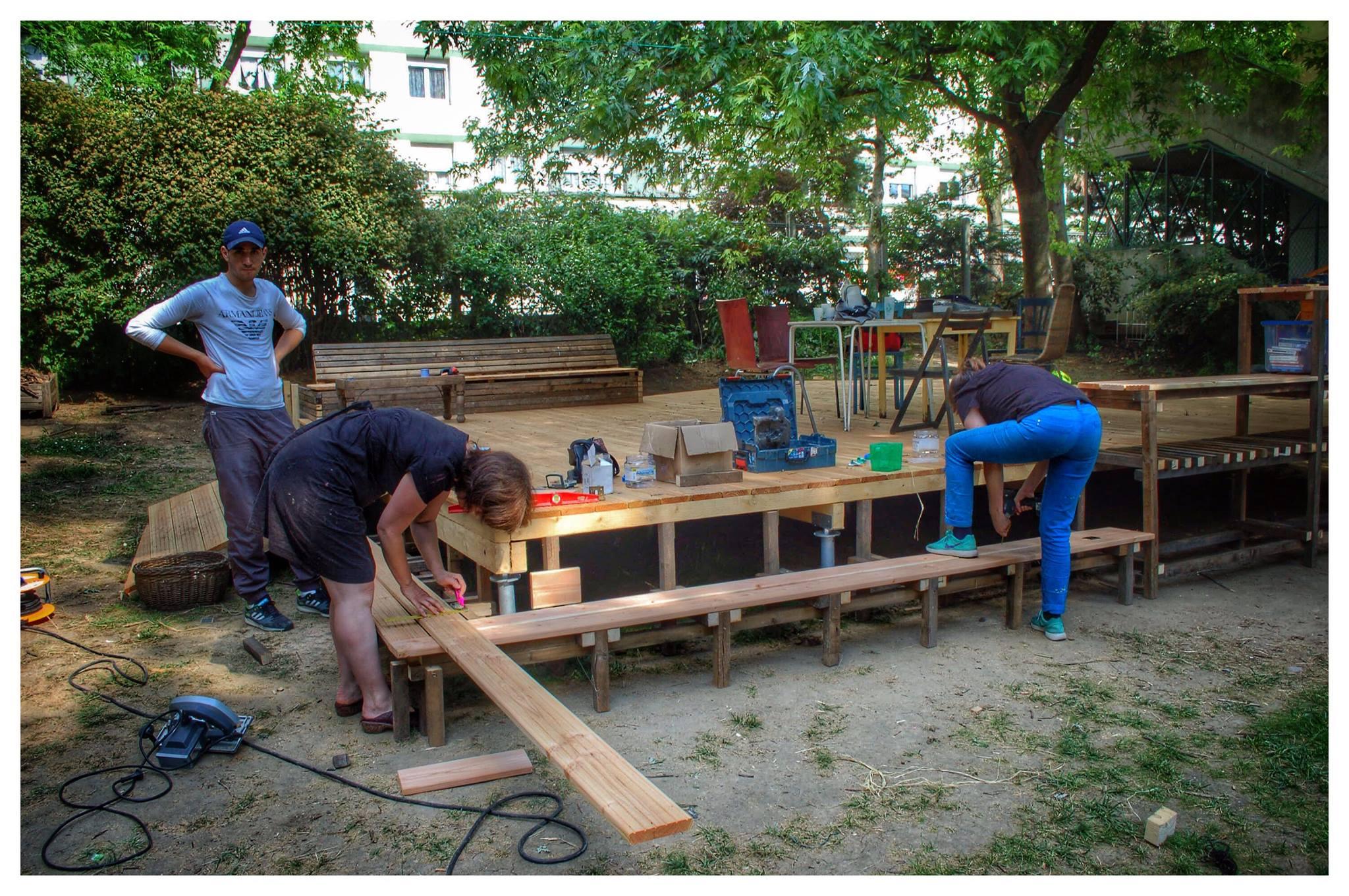 YA+K - yaplusk - Baleine Verte - chantier participatif à Paris 12ème (18)