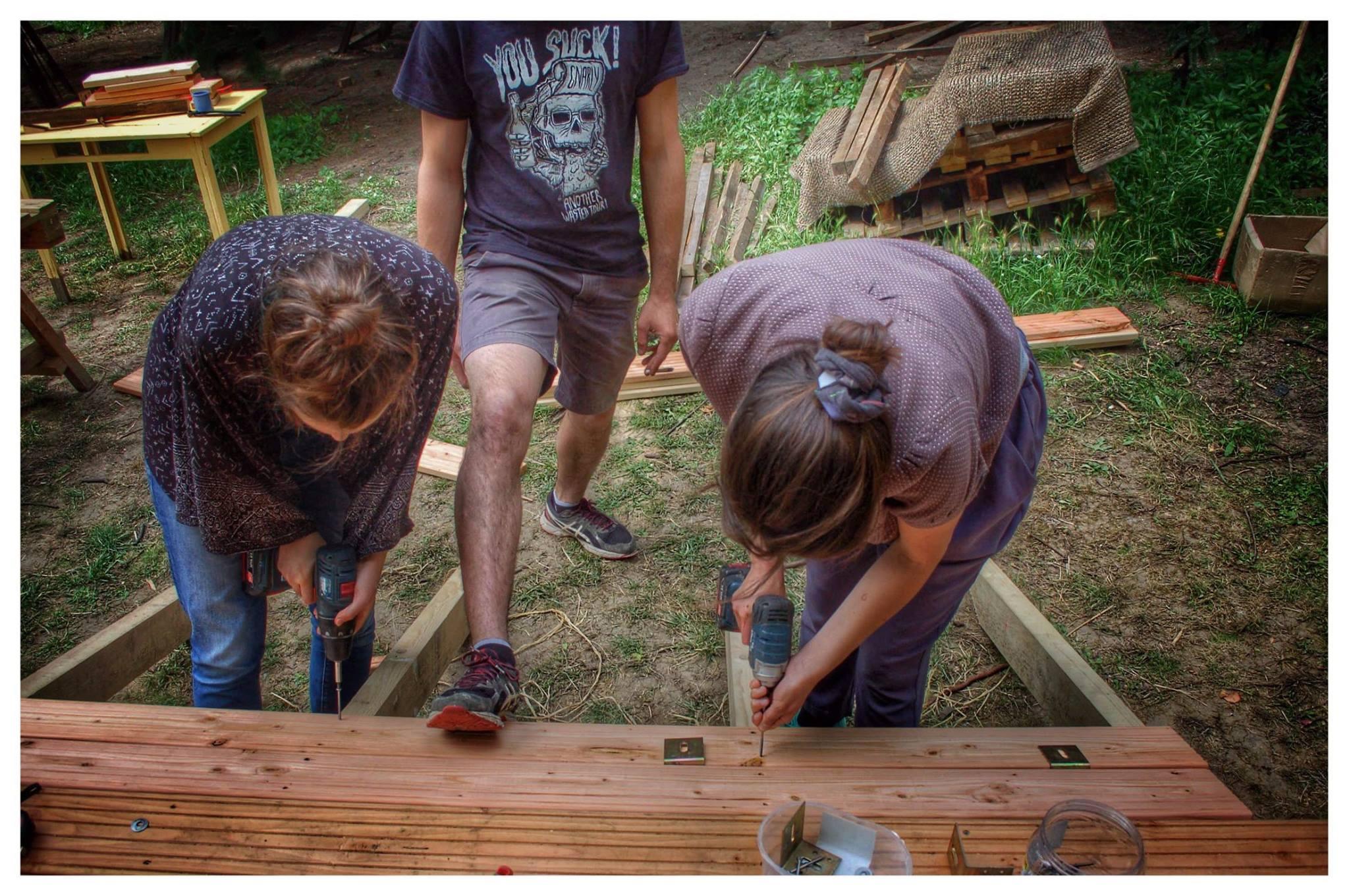 YA+K - yaplusk - Baleine Verte - chantier participatif à Paris 12ème (21)