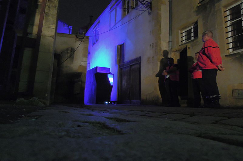 YA+K - yaplusk - CITYWORM - Nuit Blanche (1)
