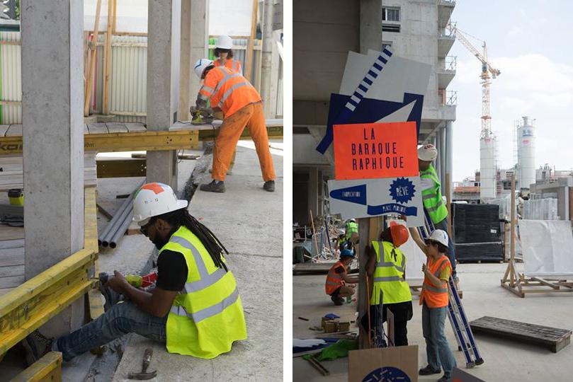 YA+K - yaplusk - Plateau d'été - workshop - chantier ouvert au public - 2014 (4)