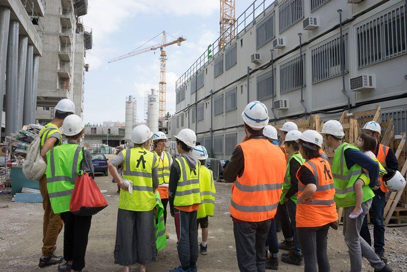 YA+K - yaplusk - Plateau d'été - workshop - chantier ouvert au public - 2014 (6)