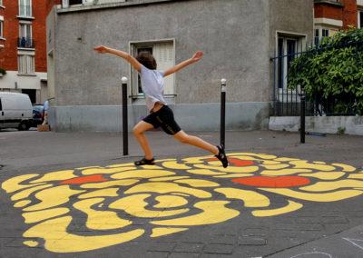 Les Cours Davout